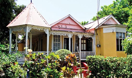 The Changing Landscape of Homes in Jamaica