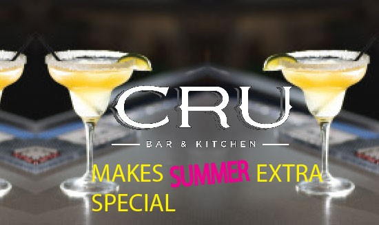 Make Summer Special with CRU Bar