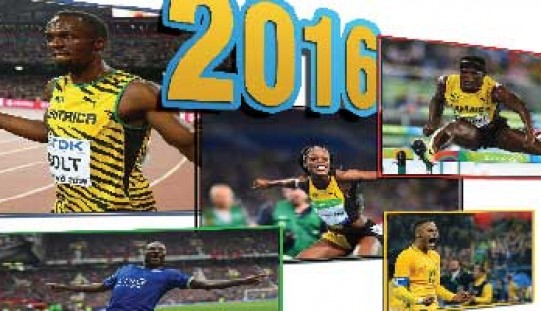 2016 Sports Highlights